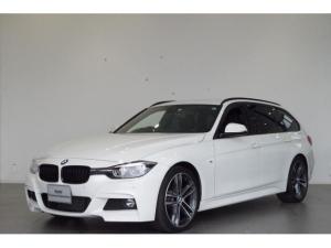 BMW 3シリーズ 318i Mスポーツ エディションシャドー 特別仕様車 ブラックレザーシート ブラックキドニーグリル 19インチ純正AW フロント電動シート フロントシートヒーター クルーズコントロール 電動リアゲート LEDヘッドライト