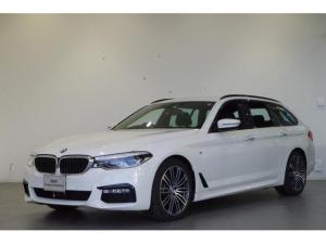 BMW 5シリーズ 523iツーリング Mスポーツ 電動シート ETC ACC 全方位カメラ 衝突被害軽減ブレーキ 純正HDDナビ  純正19インチAW レーンキープアシスト