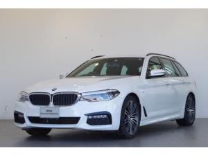BMW 5シリーズ 523iツーリング Mスポーツ コンフォートパッケージ ACC ヘッドアップディスプレイ ドライビングアシストプラス パーキングアシストプラス アンビエントライト 認定中古車
