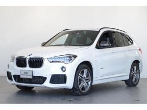BMW X1 xDrive 20i Mスポーツ コンフォートパッケージ 電動テールゲート 純正HDDナビ ETC 衝突軽減ブレーキ リアビューカメラ