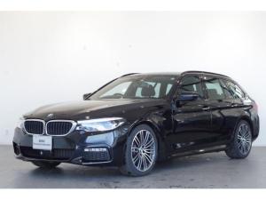 BMW 5シリーズ 523iツーリング Mスポーツ イノベーションPKG ACC ヘッドアップディスプレイ 全方位カメラ 純正HDDナビ フルセグTV ETC2.0