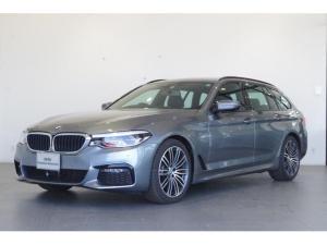 BMW 5シリーズ 523iツーリング Mスポーツ ハイラインパッケージ セレクトPKG 19インチAW harman/kardon ドライビングアシストプラス TVチューナー
