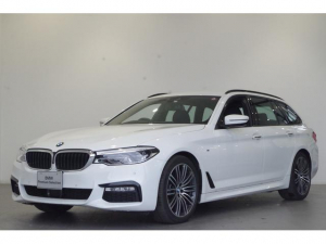 BMW 5シリーズ 523iツーリング Mスポーツ ACC 全方位カメラ 衝突軽減ブレーキ 純正HDDナビ ヘッドアップディスプレイ パーキングサポート