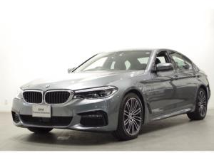 BMW 5シリーズ 530e Mスポーツ ACC ヘッドアップディスプレイ ブラックレザーシート フルセグTV  純正HDDナビ 純正19インチAW