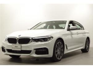 BMW 5シリーズ 530e Mスポーツ イノベーションPKG ACC ヘッドアップディスプレイ ワイヤレス充電 ジェスチャーコントロール