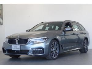 BMW 5シリーズ 523iツーリング Mスポーツ 認定中古車 全周囲カメラ 地デジ アクティブクルーズコントロール パーキングアシスト 電動フロントシート