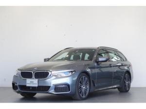 BMW 5シリーズ 523iツーリング Mスポーツ 認定中古車 アクティブクルーズコントロール 全周囲カメラ 地デジ 電動フロントシート サンルーフ Harman/Kardonスピーカー