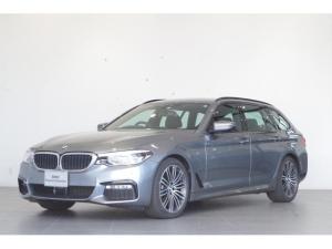 BMW 5シリーズ 523iツーリング Mスポーツ ACC HUD TV ドライビングアシストプラス パーキングアシストプラス アルカンターラシート 純正HDDナビ 19インチAW オートマチックテールゲート