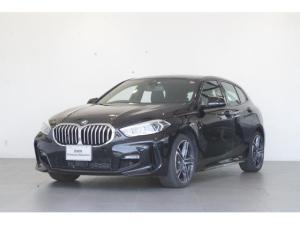 BMW 1シリーズ 118i Mスポーツ ナビPKG コンフォートPKG ACC ETC 電動フロントシート ハーフレザーシート 純正HDDナビ 18インチAW