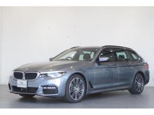 BMW 5シリーズ 523iツーリング Mスポーツ 純正HDDナビ 追従クルコン 全方位カメラ バックカメラ フルセグTV 純正19インチAW ヘッドアップディスプレイ ETC 木目調インテリア