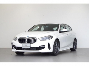 BMW 1シリーズ 118d Mスポーツ エディションジョイ+ 純正HDDナビ バックカメラ ETC LEDライト 純正18インチAW 前後コーナーセンサー 衝突被害軽減ブレーキ ワイヤレス充電 2ゾーンエアコン