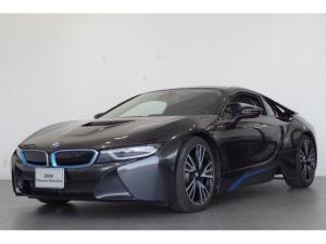BMW i8 ベースグレード 左ハンドル仕様黒本革 クルコン 純正20インチAW ETC  ヘッドアップディスプレイ LEDヘッドライト 全方位カメラ バックカメラ ETC