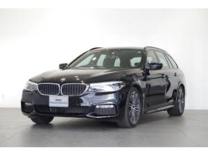 BMW 5シリーズ 523iツーリング Mスポーツ 追従クルコン 全方位カメラ フルセグTV 衝突被害軽減ブレーキ 純正HDDナビ 純正19インチAW ヘッドアップディスプレイ ルーフレール ETC