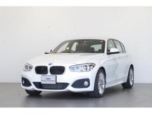 BMW 1シリーズ 118d Mスポーツ クルコン バックカメラ 純正HDDナビ 衝突被害軽減ブレーキ 純正17インチAW LEDヘッドライト 前後コーナーセンサー ETC