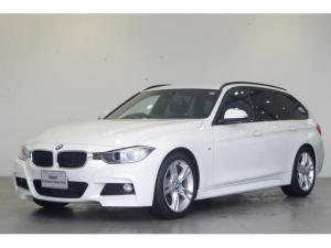 BMW 3シリーズ 320iツーリング Mスポーツ ワンオーナー 純正HDDナビ 純正18インチAW 電動テールゲートルーフレール ETC2.0 バックカメラ 前後コーナーセンサー