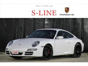 ポルシェ 911 911カレラS スポーツクロノ 内装ブラウンレザー PASM