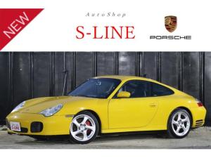 ポルシェ 911 911カレラ4S 6MT PCクラッチ交換済み 記録簿17枚