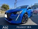 プジョー/プジョー 208 GTライン アイドリングストップ スマートキー