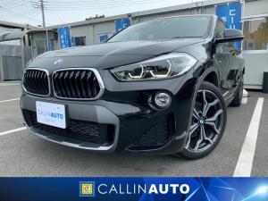 BMW X2 sDrive 18i MスポーツX ハイライン コンフォPG