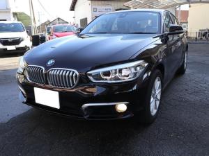 BMW 1シリーズ 118d スタイル LEDヘッドライト クルーズコントロール HDDナビ バックカメラ 純正AW