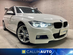 BMW 3シリーズ 1年保証付 Mスポーツ 純正ナビ パークディスタンスコントロール レーンチェンジウォーニング レーンディパーチャーウォーニング パワーシート コンフォートアクセス パワーバックドア
