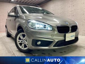 BMW 2シリーズ 218iグランツアラー 1年保証付 インテリジェントセーフティ パークディスタンスコントロール LEDヘッドライト Bカメラ
