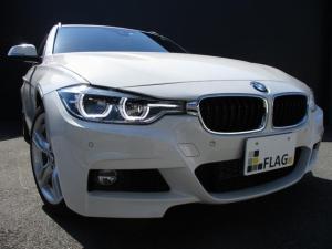 BMW 3シリーズ 318iツーリング Mスポーツ ブラウンレザースポーツシート シートヒーター  タッチパネルモニター LEDヘッドライト パワーゲート コンフォートアクセス インテリジェントセーフティ 禁煙車