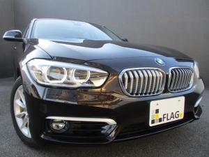 BMW 1シリーズ 118i スタイル ワンオーナー コンフォートパッケージ シートヒーター LEDヘッドライト バックカメラ ハーフレザーシート コンフォートアクセス クルーズコントロールレーンディパーチャーウォーニング 禁煙車