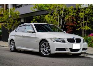 BMW 3シリーズ 320i Mスポーツパッケージ ナビ バックカメラ スマートキー ドラレコ 記録簿 禁煙車