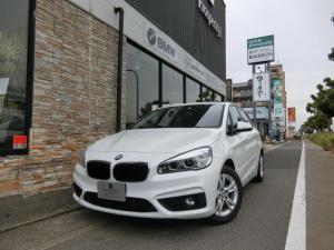 BMW 2シリーズ 218iアクティブツアラー コンフォート パーキングPKG