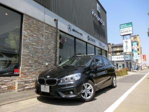 BMW 2シリーズ 218dアクティブツアラー コンフォート パーキングサポート プラスパッケージ