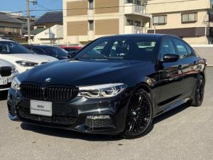BMW 5シリーズ 523i Mスポーツ 限定車ブラックアウト 19AW