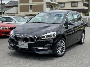 BMW 2シリーズ 218dグランツアラー ラグジュアリー ACC コンフォPK