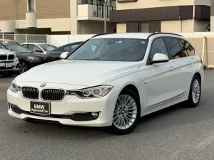 BMW 3シリーズ 320dツーリング 社外地デジ Dアシスト タイヤ4本交換