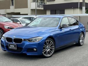 BMW 3シリーズ 320d Mスポーツ Dアシスト 19AW Mパフォミラー