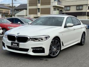 BMW 5シリーズ 523d Mスポーツ ハイラインパッケージ サンルーフ 19AW