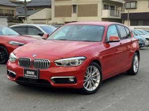BMW 1シリーズ 118i ファッショニスタ 白レザー ACC コンフォートアクセス Dアシスト シートヒーター