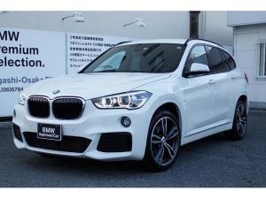 BMW X1 sDrive 18i Mスポーツ 19AW LEDヘッドライト バックカメラ コンフォートパッケージ