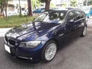BMW 3シリーズ 320iツーリング ナビ ETC CD アルミ キセノン キーレス