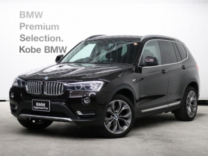 iBMW BMW X3 xDrive 20d Xライン 茶革シートヒーター 19AW