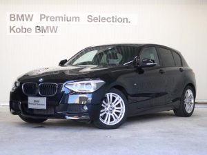 BMW 1シリーズ 116i Mスポーツ 純正HDDナビ Rカメラ&センサー