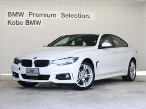 BMW 4シリーズ 420iグランクーペMスポーツ弊社デモカーLEDライトETC