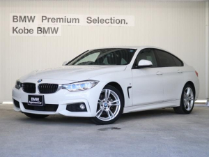 BMW 4シリーズ 420iグランクーペMスポーツ1オナトACCタイヤ4本新品