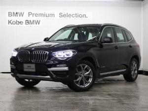 BMW X3 xDrive 20d Xライン デモカー黒革ベンチレーション