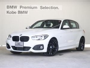BMW 1シリーズ 118i MスポーツエディションシャドーACCリアカメラ