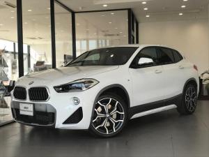 BMW X2 xDrive 20i MスポーツX アドバンスドアクティブセーフティPKG ヘッドアップディスプレイ アクティブクルーズコントロール コンフォートアクセス シートヒーター コンフォートアクセス LEDヘッドライト ドライビングアシスト