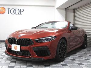 BMW M8 M8カブリオレ コンペティション メリノフルレザーインテリア・MカーボンエクステリアPKG・Bowers&Wilkinsダイヤモンドサラウンド 純正20インチアルミホイール