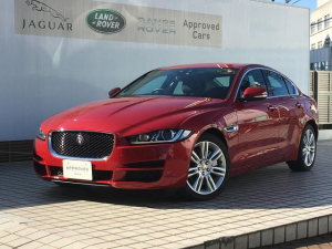ジャガー ジャガー XE 20t PRESTIGE APPROVED 認定中古車