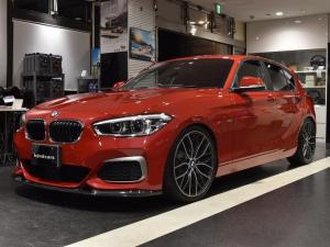 BMW 1シリーズ Mスポーツバンパー 3Dデザイン