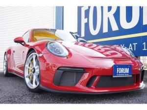 ポルシェ 911 911GT3 ツーリングPKG PCCB 6MT 新車並行